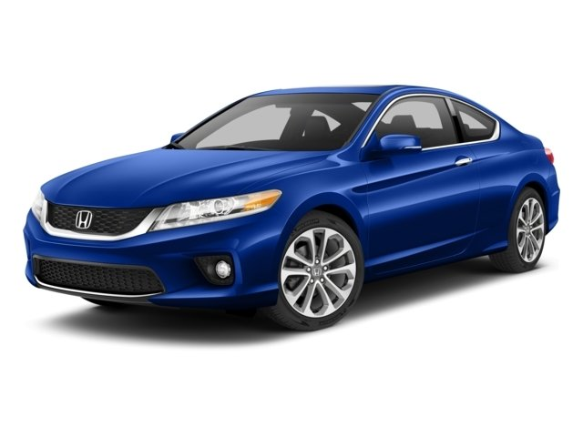 Certified Pre Owned 2014 Honda Accord Coupe EX L