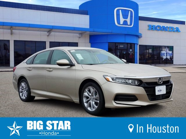 New 2020 Honda Accord Sedan LX