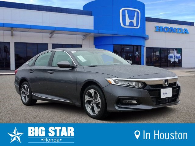 New 2020 Honda Accord Sedan EX