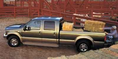 Pre-Owned 2004 Ford Super Duty F-250 King Ranch