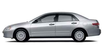 Pre-Owned 2003 Honda Accord Sdn DX